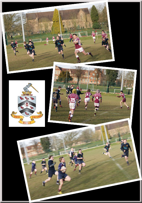 The SOCS Bromsgrove Rugby Sevens Competitions